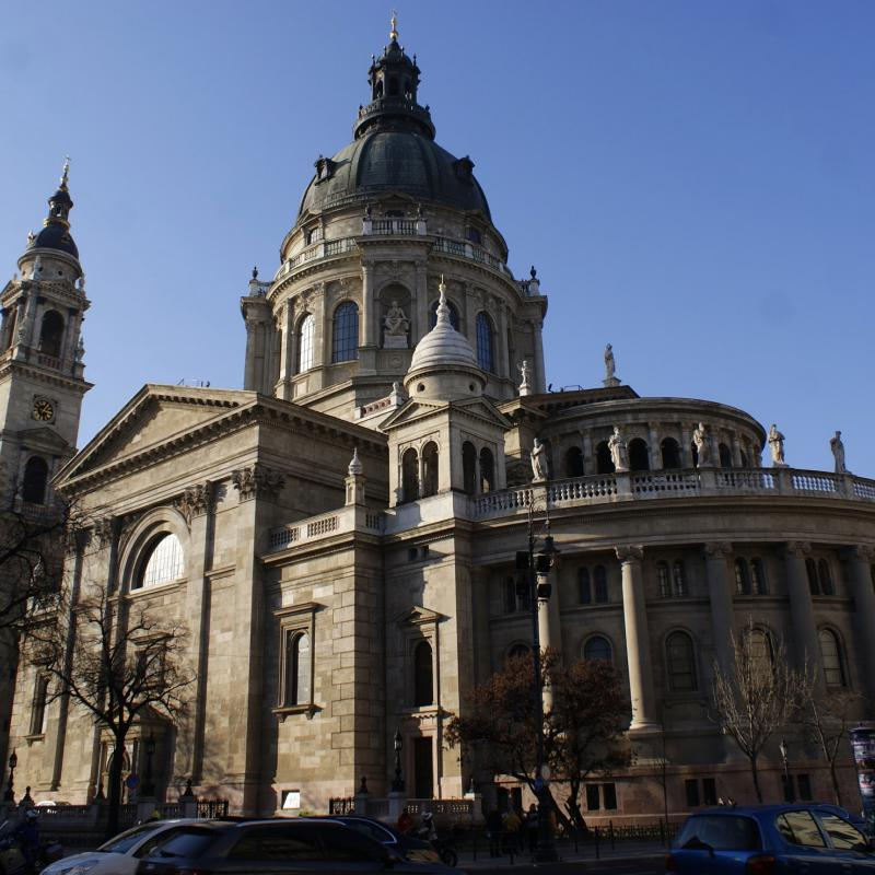 St Stephen's Basilica is one of the biggest attractions of Budapest. It is one of the most important Roman Catholic churches in Hungary.